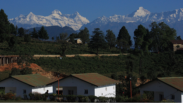 Chaukori - Relaxing Hill Station in Uttarakhand