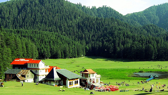 Dalhousie - Scenic Hill Station in North India