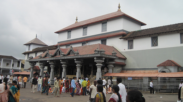Dharmasthala-Manjunatha-Temple