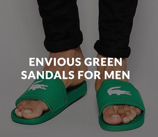 Envious_Green_Sandals_for_Men