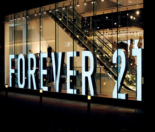 Forever 21 Launches Artificial Intelligence on Its Website