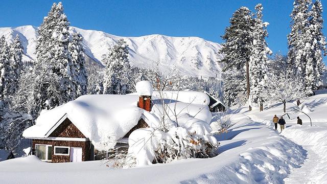 Gulmarg - Scenic Kashmir Hill Station
