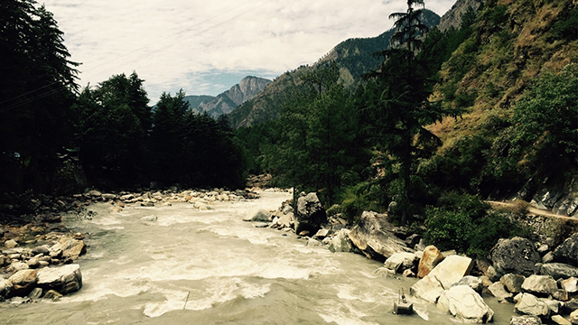 Kasol - Scenic Hill Station in North India