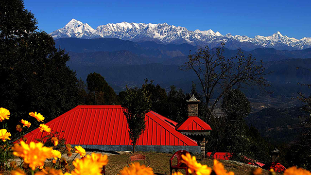Kausani - Famous Hill Station in Uttarakhand