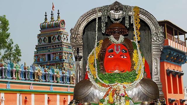 Kesari-Hanuman-Temple