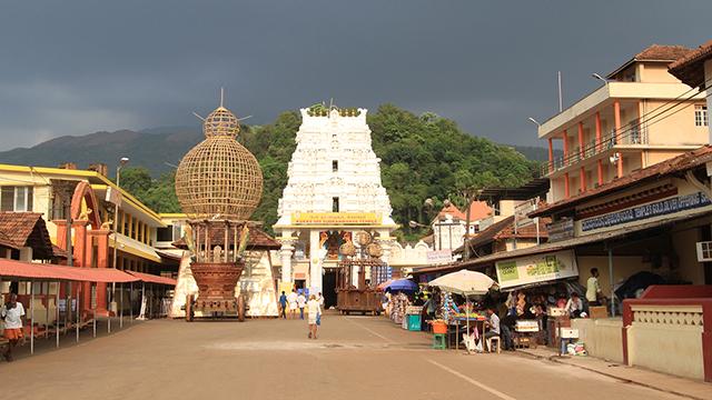 Kukke-Subramanya-Temple