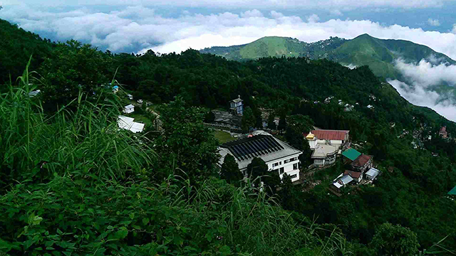 Kurseong - PleasantHill Station in West Bengal