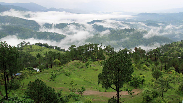 Lansdowne - Calm Hill Station in Uttarakhand