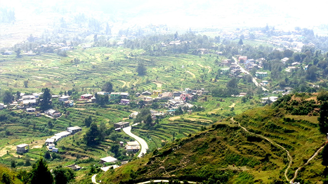 Lohaghat - Unexplored Hill Station in Uttarakhand