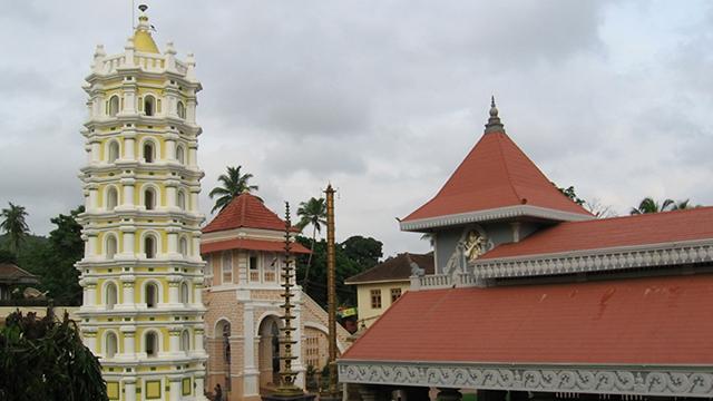 Mahalasa-Temple