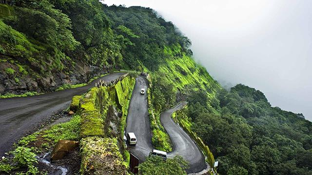Malshej Ghat - Famous Hill in Pune