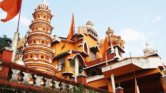 Maruti-Temple