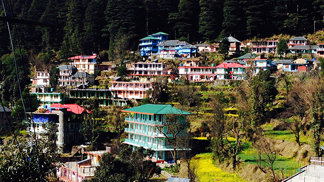McLeod Ganj - Cultural Hill Station in North India