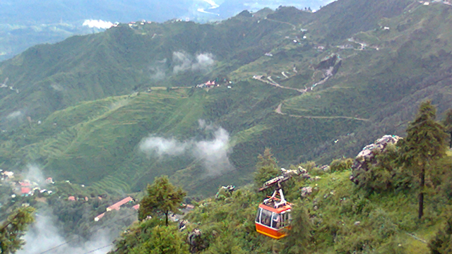 Mussoorie - Queen of Hills in India