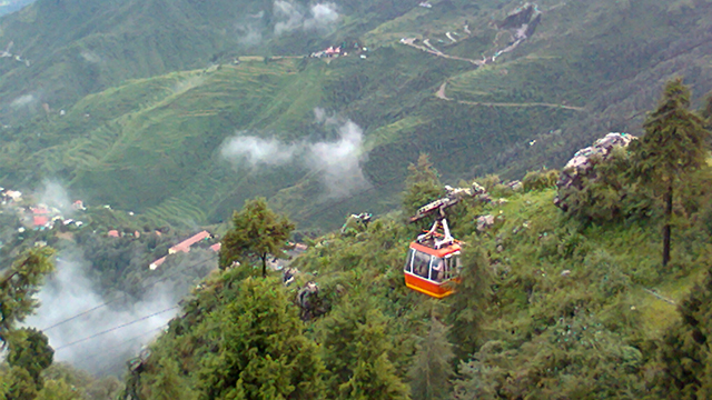 Mussoorie - Best Dehradun Hill Station