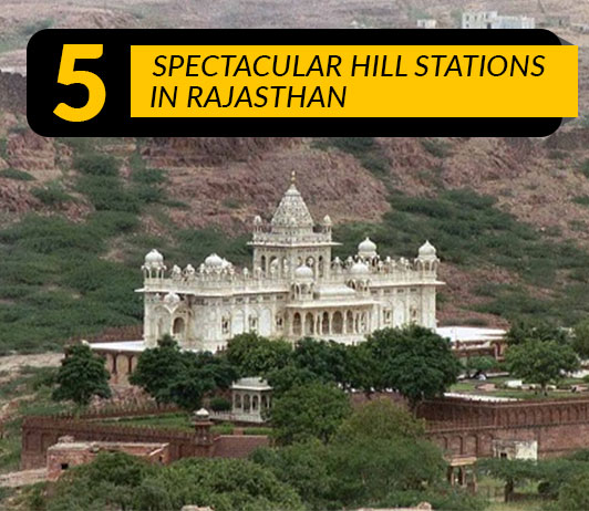 Hill Station In Rajasthan: 5 Top Rajasthan Hill Stations List That You Must Visit