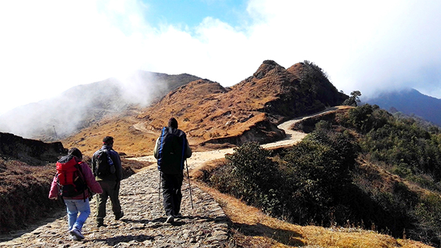 Sandakphu - Highest Hill Station in West Bengal