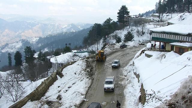 Shimla-Kufri