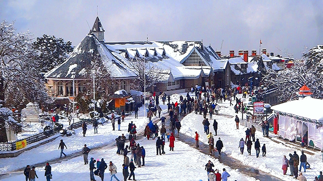 Shimla - Popular Hill Station in North India