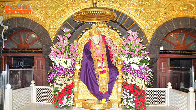 Shirdi-Temple
