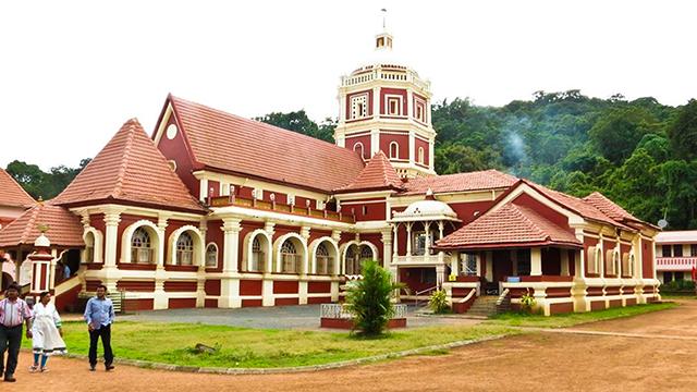 Shri-Shantadurga-Temple