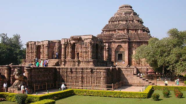The-Konark-Sun-Temple