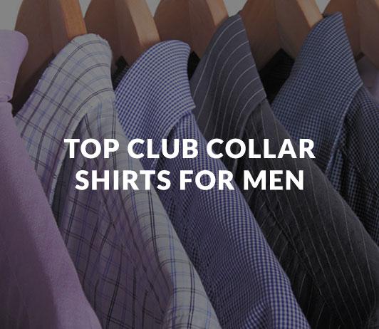 Top_Club_Collar_Shirts_For_Men
