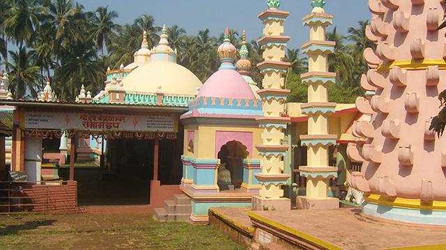 Velneshwar-Temple