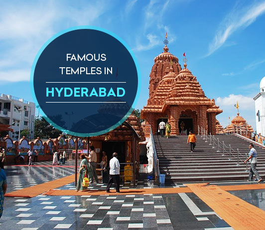 Famous Temples in Hyderabad