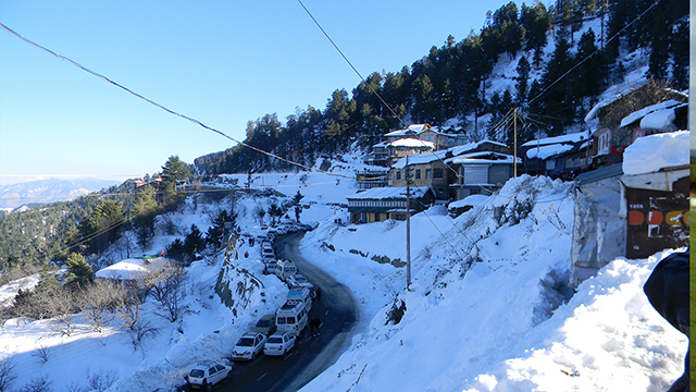 Manali - Best Hill Station in North India