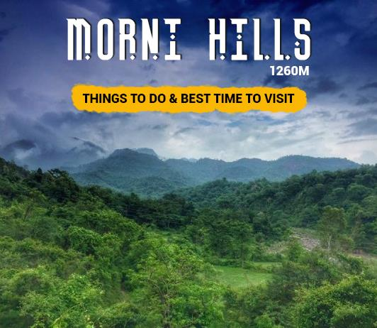 Hill Stations In Morni: 10 Top Morni Hill Stations List That You Should Not Miss