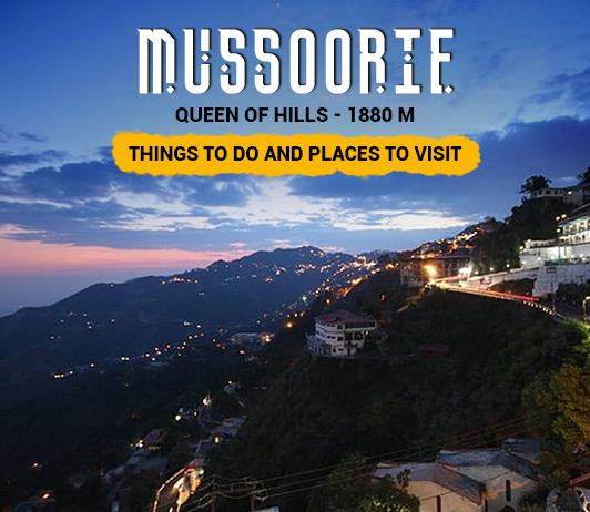 Hill Stations In Mussoorie: 9 Top Mussoorie Hill Stations List That You Should Not Miss