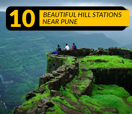 Hill Stations In Pune: 10 Top Pune Hill Stations List That You Should Not Miss