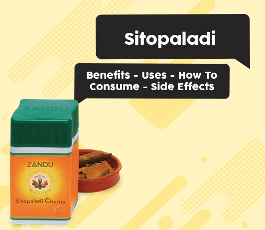 Sitopaladi - Benefits - Uses - How To Consume - Side Effects