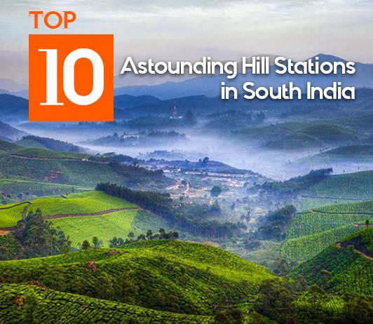 Hill Station in South India