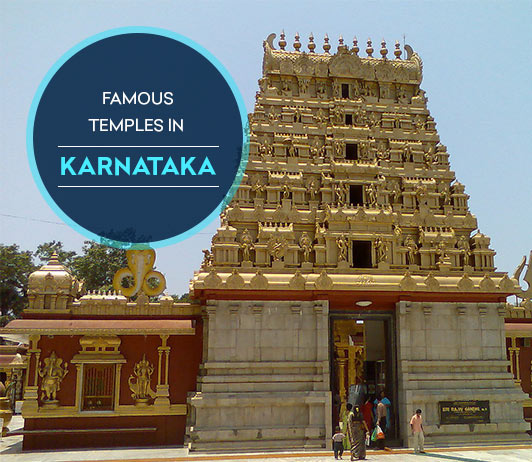 The Most Famous Temples in Karnataka