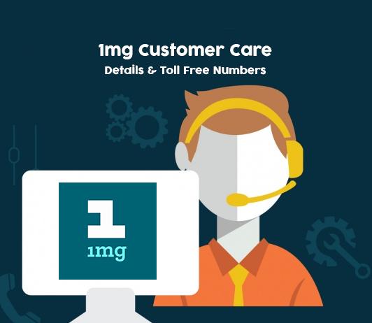 1mg customer care Numbers