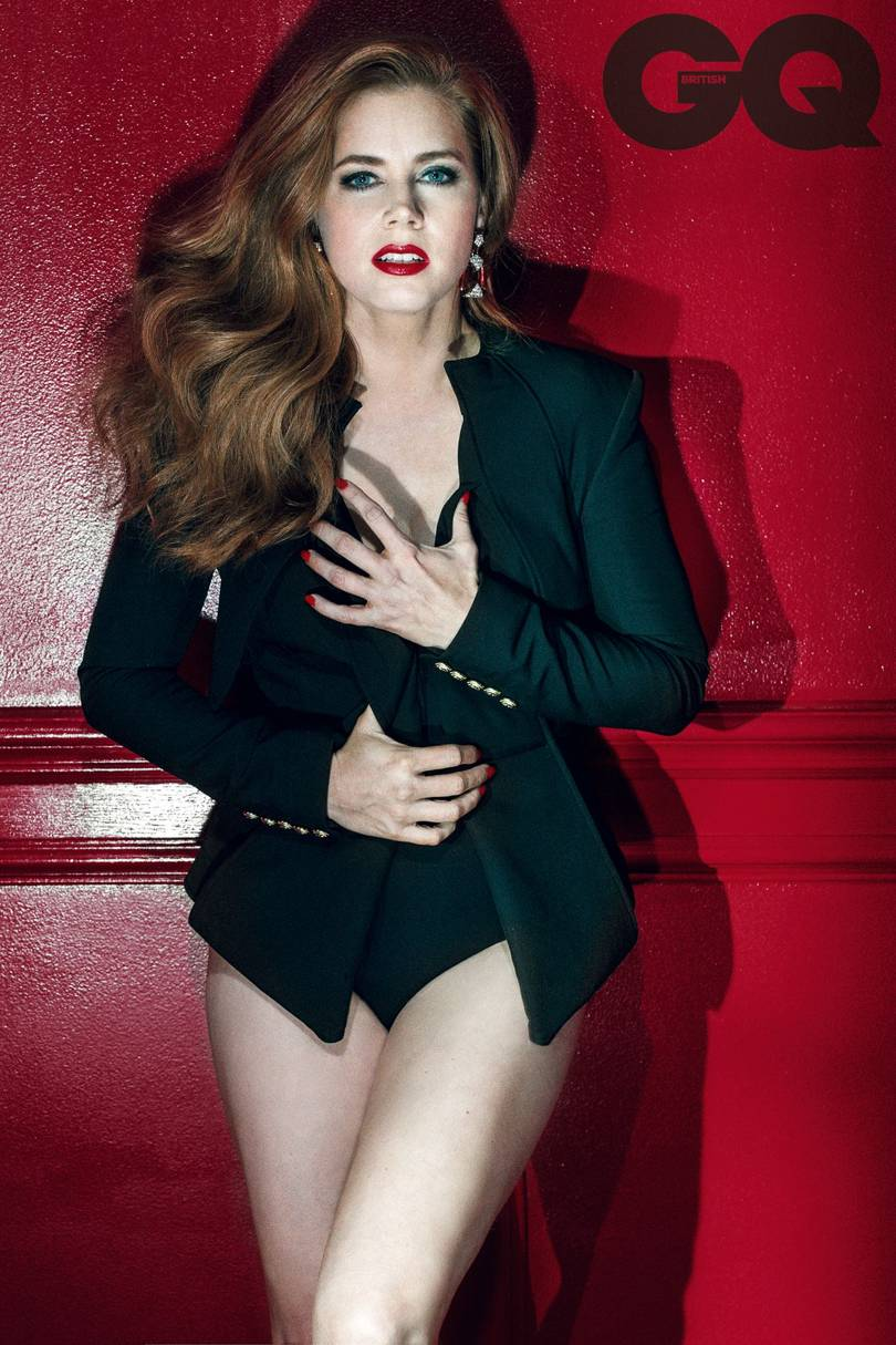 Object of Beauty: New Amy Adams Upcoming Movie