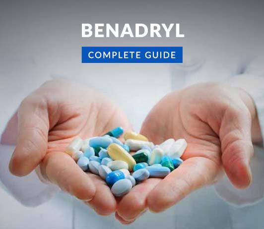 Benadryl (Diphenhydramine): Uses, Dosage, Price, Side Effects, Precautions & More
