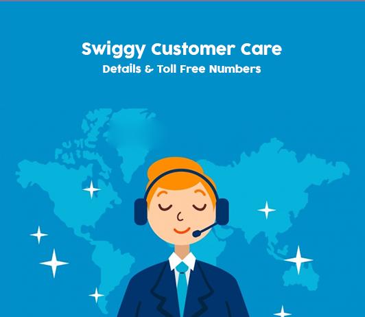 swiggy customer care