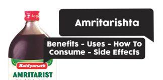 amritarishta benefits
