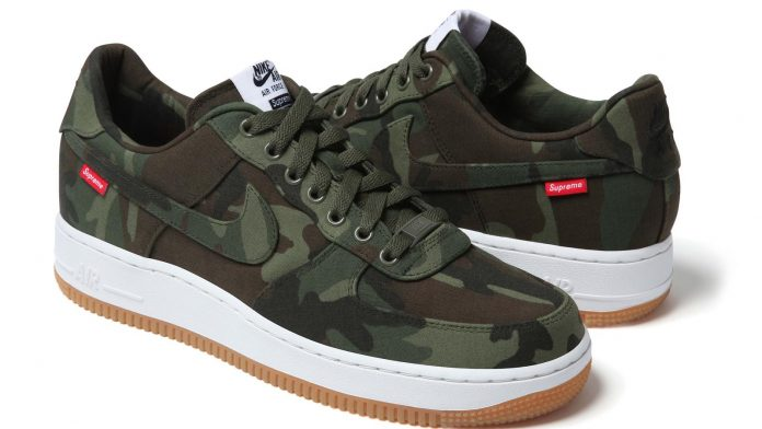 Nike Launched Military Brown Camo