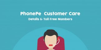 Phonepe Customer Care Numbers: Phonepe Toll Free Helpline, Complaints & Contact Number