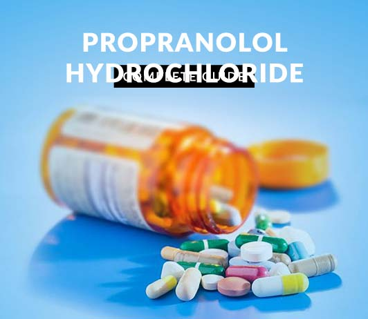 Propranolol Hydrochloride: Uses, Dosage, Price, Side Effects, Precautions & More