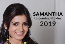 Samantha Upcoming Movies 2019 List: Best Samantha New Movies & Next Films