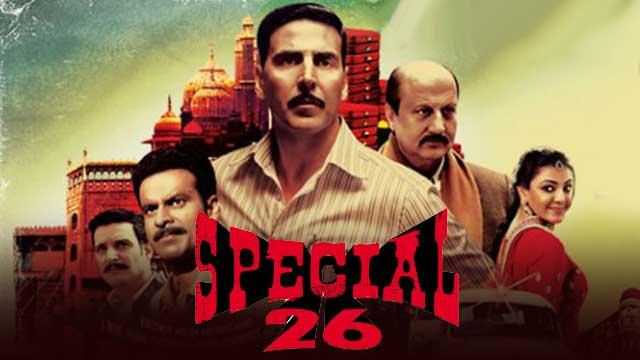 Special 26 Akshay kumar