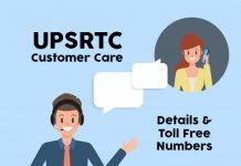 UPSRTC Customer Care Numbers: UPSRTC Toll Free Helpline, Enquiry & Contact Number