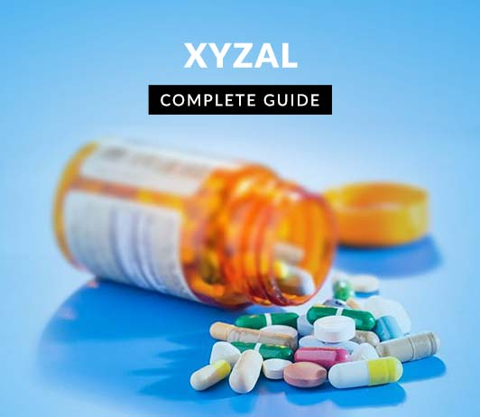 Xyzal (Levocetirizine Dihydrochloride): Uses, Dosage, Price, Side Effects, Precautions & More