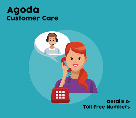 agoda customer care numbers