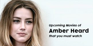 Amber Heard Upcoming Movies 2019 List: Best Amber Heard New Movies & Next Films